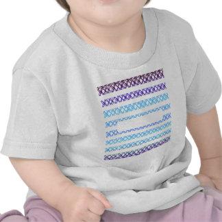 Blue Lines? Purple please. Tee Shirts