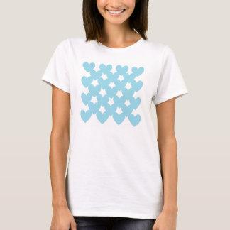 Blue Linked Hearts T-Shirt