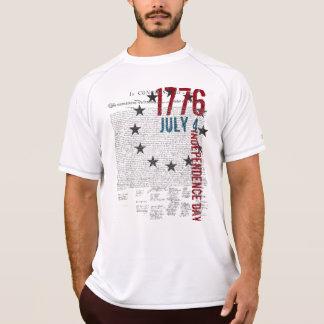 Blue Lives Matter July 4th shirt Shirt