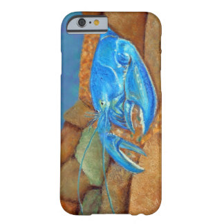Blue Lobster Among The Rocks Barely There iPhone 6 Case