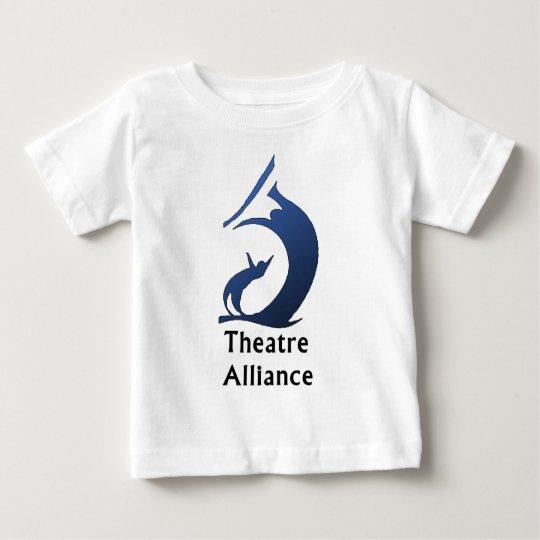 Blue Logo Baby T-Shirt