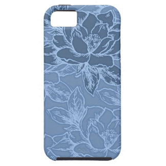 Blue Lotus iPhone 5 Case