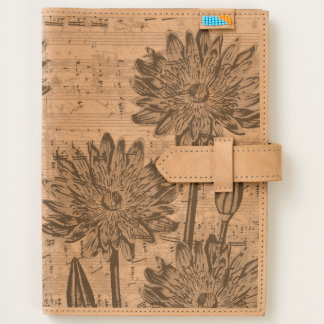 Blue Lotus Dream Journal