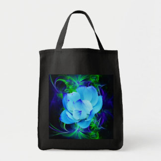 Blue lotus flower and its meaning tote bags