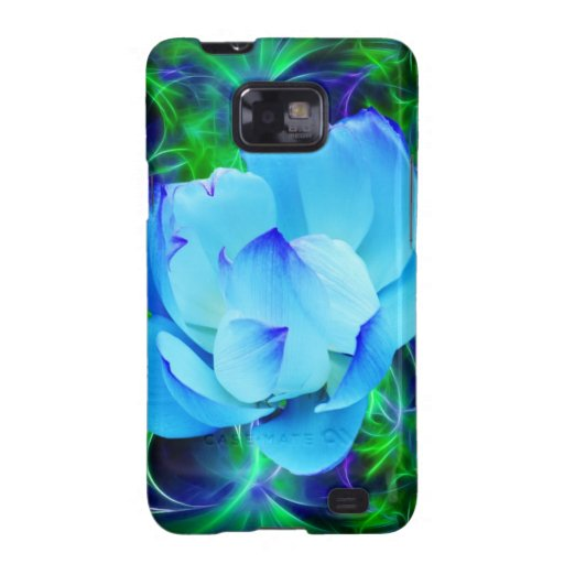 Blue lotus flower and its meaning galaxy SII case