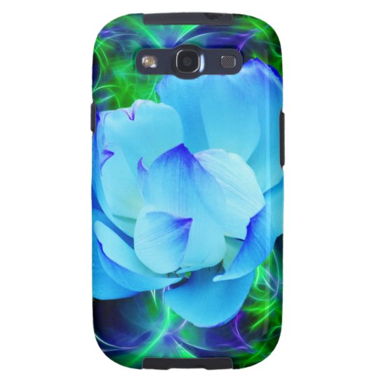 Blue lotus flower and its meaning galaxy SIII cover