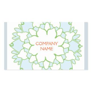 Blue Lotus Holistic Health Business Card