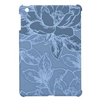 Blue Lotus Ipad Mini Case
