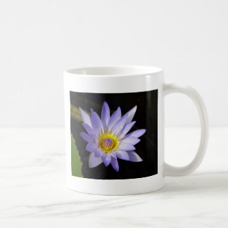 blue lotus of the Nile Coffee Mug