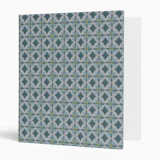 Blue lotus vinyl binder