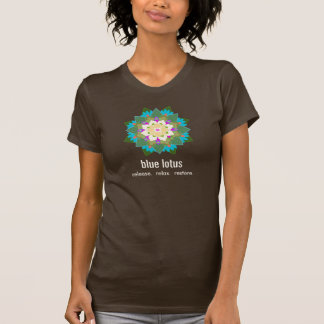 Blue Lotus Yoga and Holistic Health Healer T-Shirt