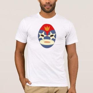 Blue Lucha Libre Mask T-Shirt