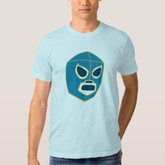 Blue Lucha T Shirt
