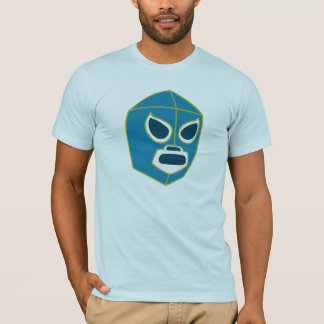 Blue Lucha T-Shirt