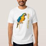 Blue Macaw T-Shirt