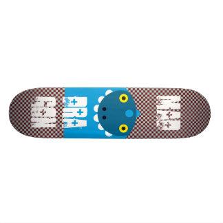 Blue Mad Dragon Skateboard Deck