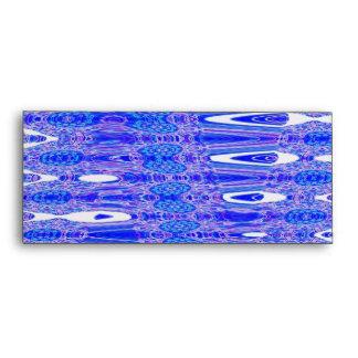 Blue Madness Envelopes