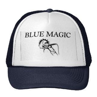 BLUE MAGIC CAP MESH HAT