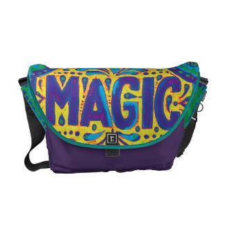Blue Magic Commuter Bag