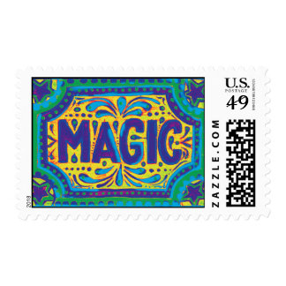 Blue Magic Postage