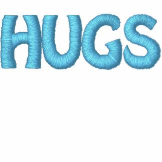 Blue Male Free Hugs Jacket