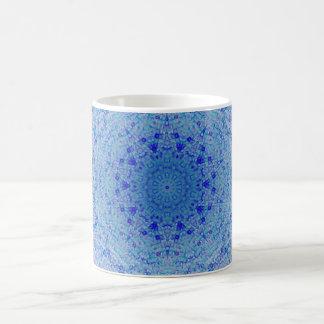Blue Mandala Mug