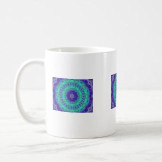 Blue Mandalas Mug