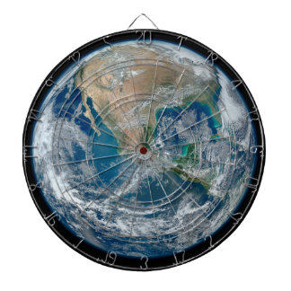 Blue Marble 2015 - Earth, Space, Planets Dartboards