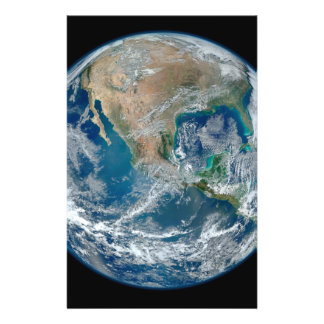Blue Marble 2015 - Earth, Space, Planets Flyer