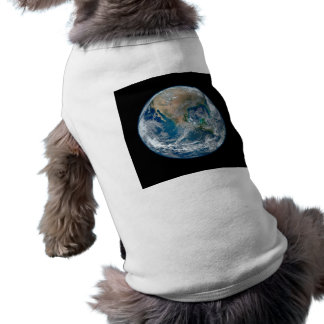 Blue Marble 2015 - Earth, Space, Planets Pet Clothes