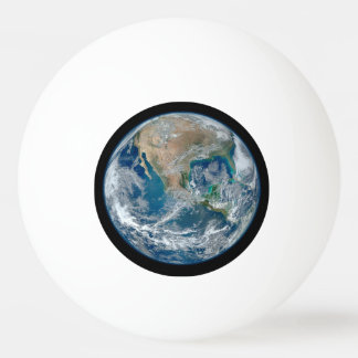 Blue Marble 2015 - Earth, Space, Planets Ping-Pong Ball
