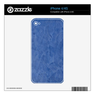 Blue Marble Decal For iPhone 4