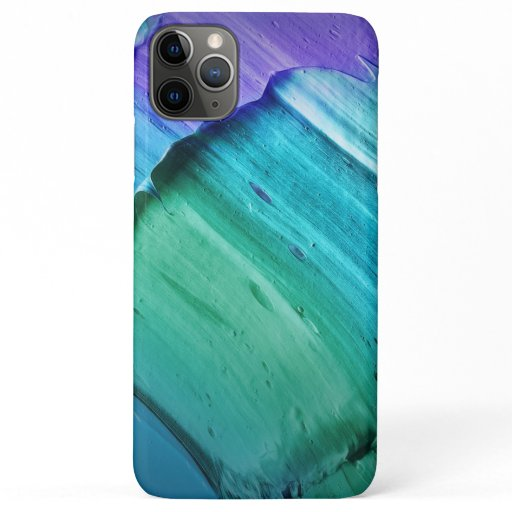 Blue Marble Design iPhone 11 Pro Max Case