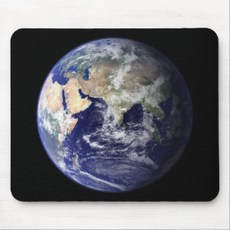 Blue Marble East View of Earth Mousepad