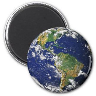 Blue Marble Magnet