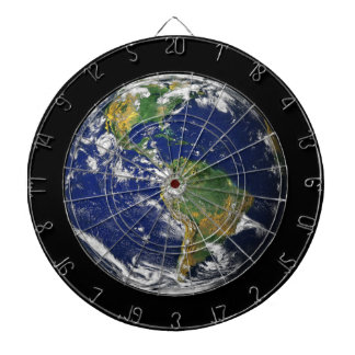 Blue Marble_Make every day Earth Day Dart Board