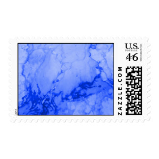 Blue Marble Postage Stamps