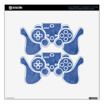 Blue Marble Skins For PS3 Controllers