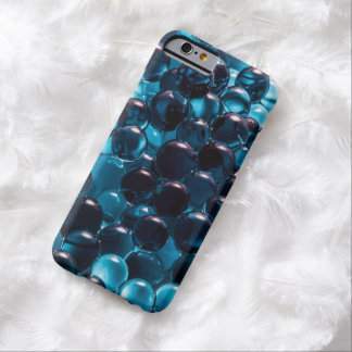 Blue Marbles Barely There iPhone 6 Case