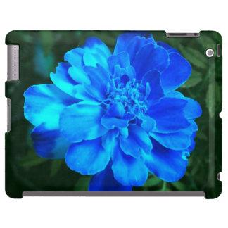 Blue Marigold iPad Case