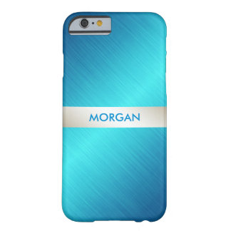 Blue Marine Silver Chic Vip iPhone Samsung Case