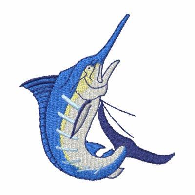 Blue Marlin Hoodie