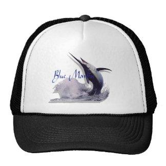 blue marlin hats