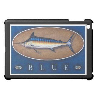 Blue Marlin iPad Case
