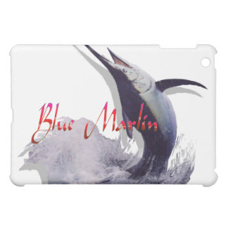 Blue Marlin ipad cover