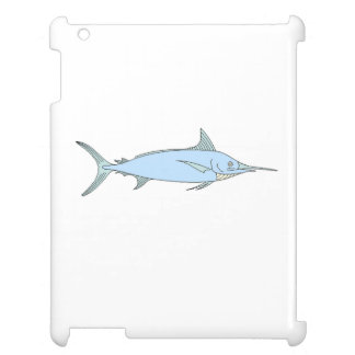 Blue Marlin Case For The iPad 2 3 4