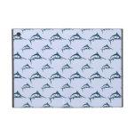 Blue Marlin Pattern iPad Mini Covers