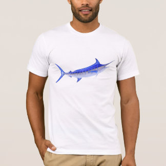Blue Marlin Personalized Shirt