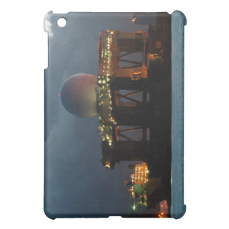 Blue Marlin Radar Ship iPad Mini Cases