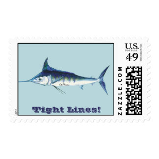 Blue Marlin Stamps
